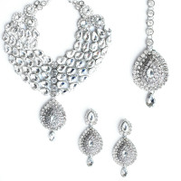 Indian Jewelry Yahvi Set