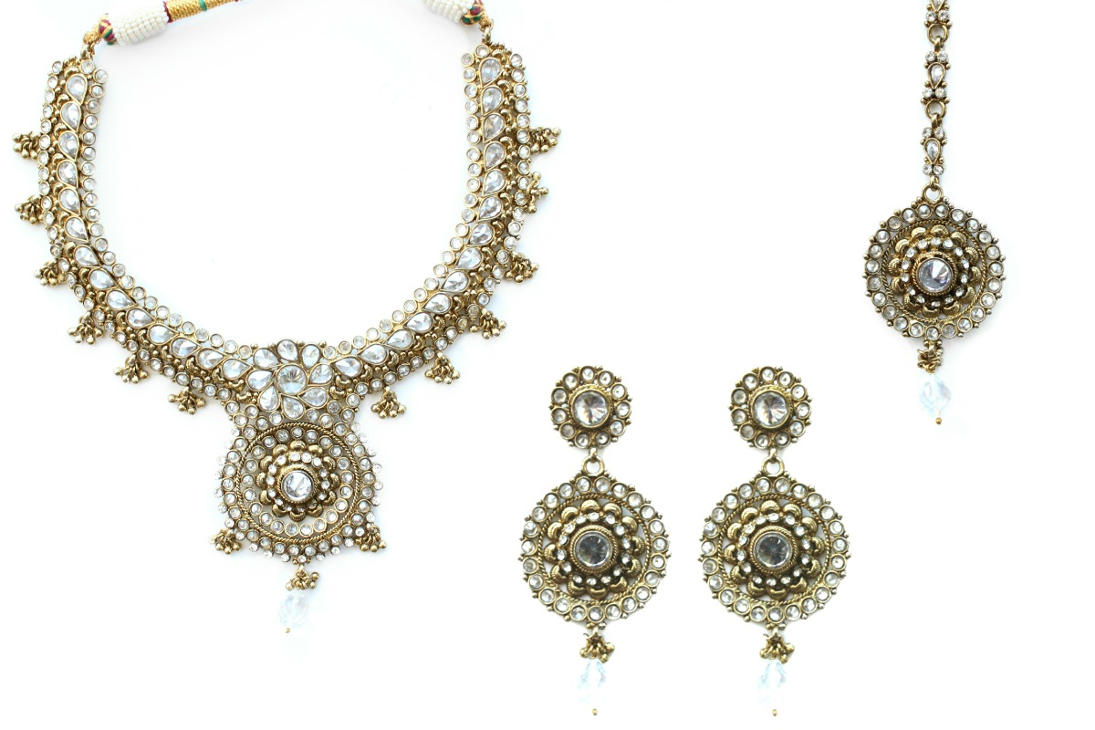 indian jewelry bridal set mukti