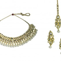 indian jewelry mana necklace set