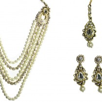 indian jewelry ushas necklace set