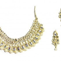 indian jewelry  xita necklace set