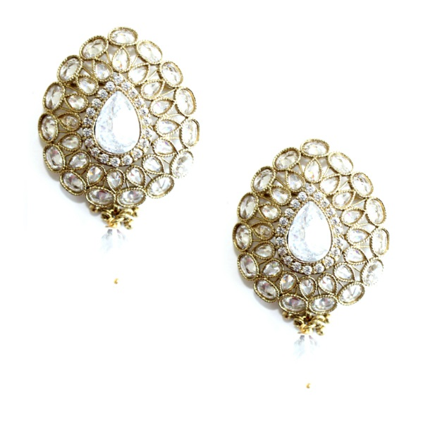 indian jewelry earrings ganjan