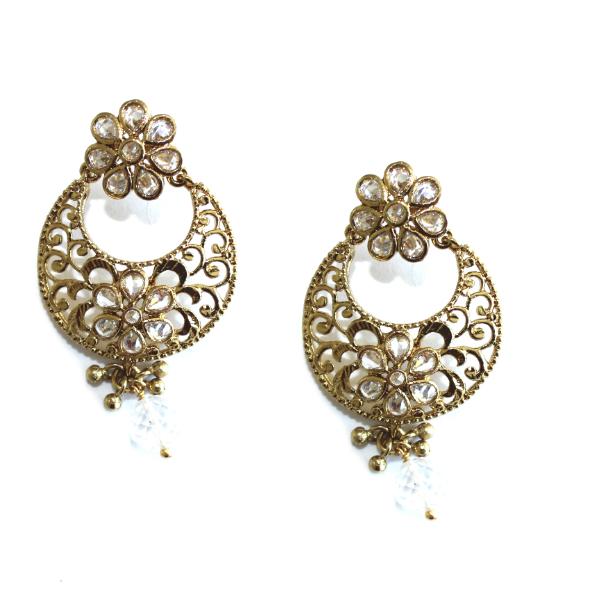 indian jewelry earrings hasita