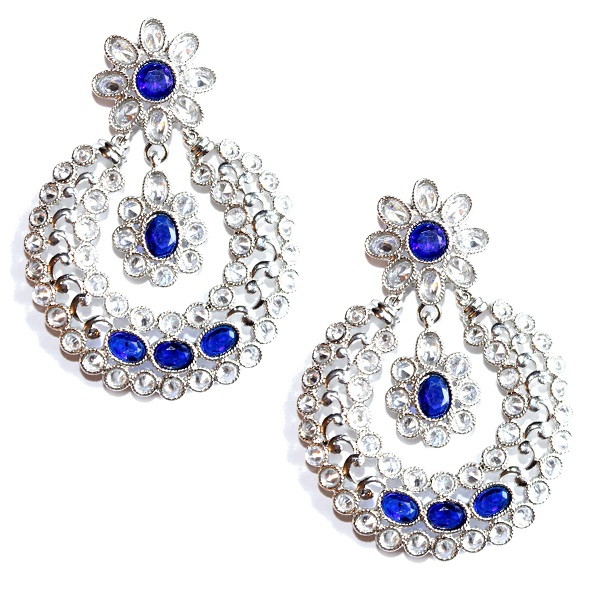 INDIAN JEWELRY EARRINGS OFIRA JIA