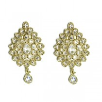 indian jewelry earrings gauri