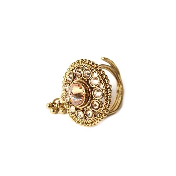 Artificial Indian Jewelry Ring