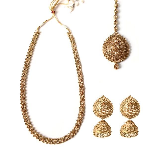 Indian Jewelry Rani Haar