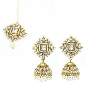 Indian Jewelry Tikkaset