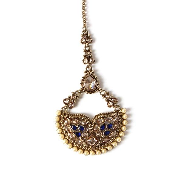 Indian Jewelry Tikka Set