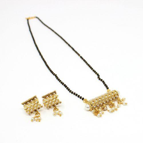 Mangalsutra Indian Jewelry