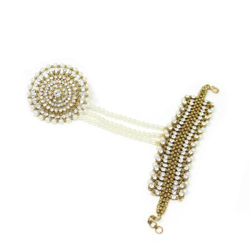 Indian Hand Jewelry
