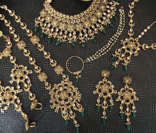 Kavita Bridal Set