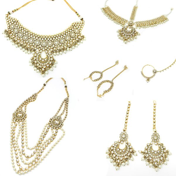 Indian Jewelry Bridal Set Ananti