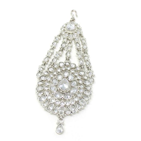 Indian Jewelry Jhoomar Ezzah Silver