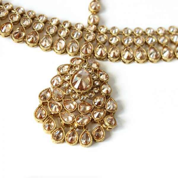 INDIAN JEWELRY MATHA PATTI