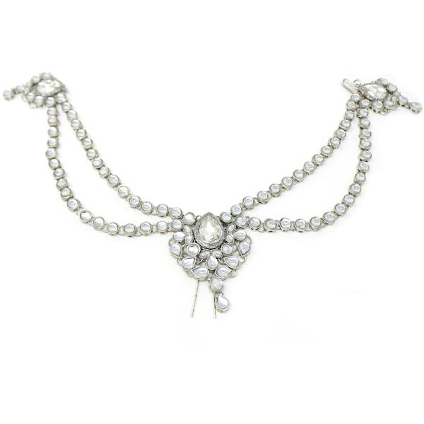 Indian Jewelry Silver Jhoomar Saree Belt Jaisnavi