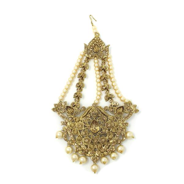 Indian Jewelry Jhoomar