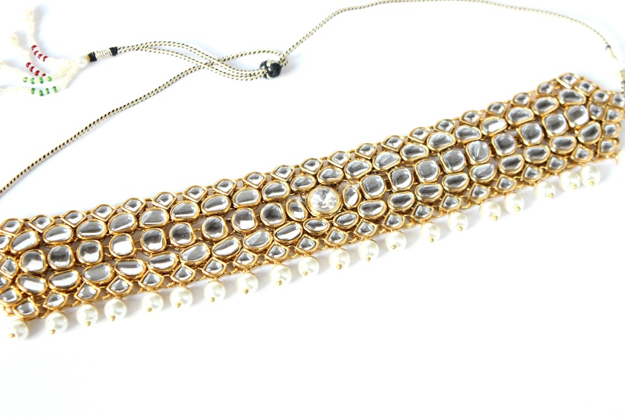 Indian Jewelry Necklace