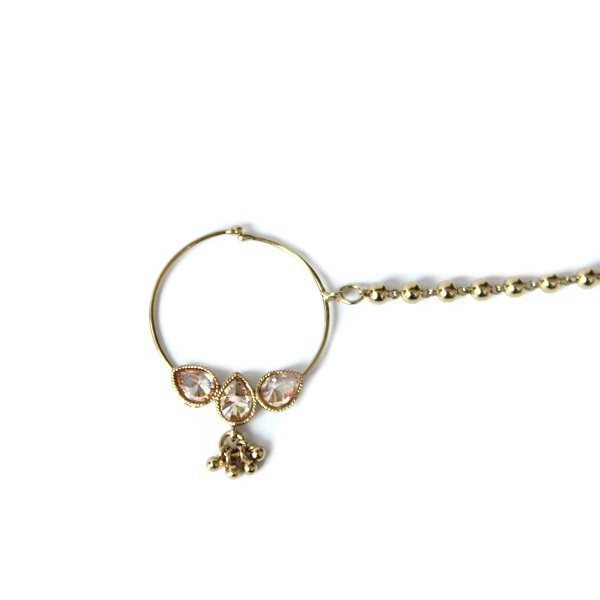 ARTIFICIAL JEWELRY NOSE RING