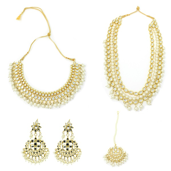 Indian Jewelry Necklace Set