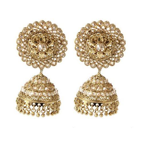 Indian Jewelry Sumi Earrings
